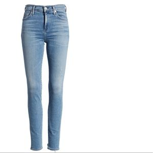 NWT! Citizens of Humanity Rocket High Rise Skinny